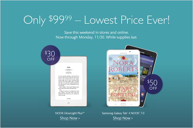 Barnes and Noble Black Friday Deals