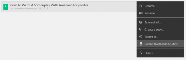 amazon submit button