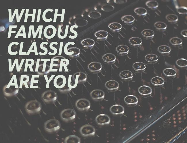 Classic Writer
