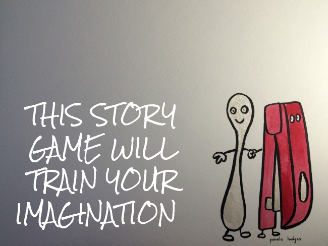 This Story Game Will Train Your Imagination