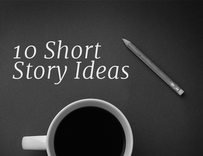 short story topics and creative writing ideas Find details about every creative writing competition the time is now offers weekly writing prompts in try writing your own short story or scene in which a.