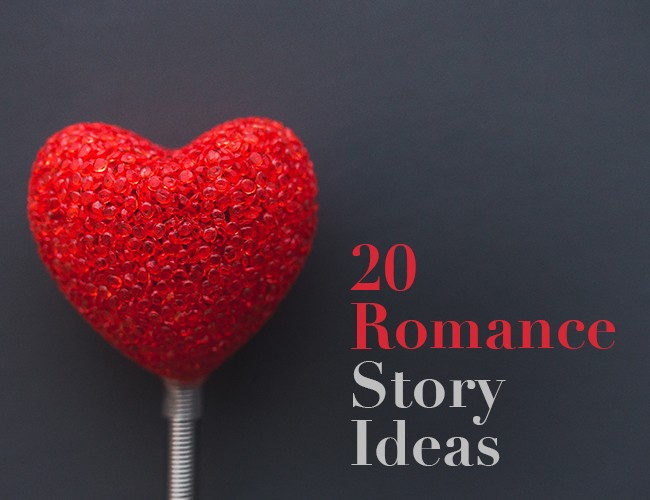 writing a romantic love story