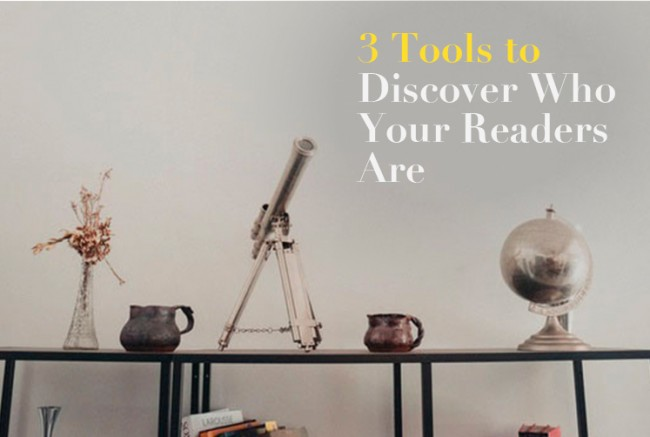 discover your readers