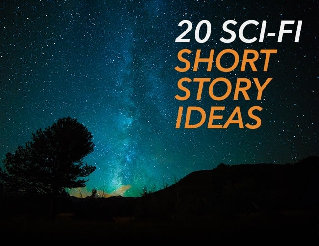 30 New Fiction Writing Ideas (Middle School)