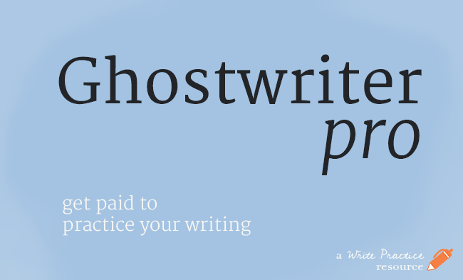 How to be a ghost writer