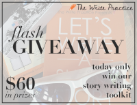 Flash Giveaway: A Fun Writing Toolkit