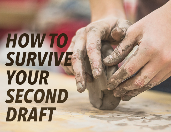 Book Editing: How to Survive the Second Draft of Your Book