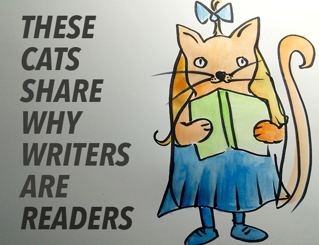 Writers Need to Read