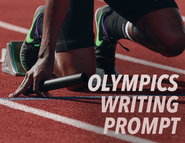 Writing Prompt: Stories of the Olympics