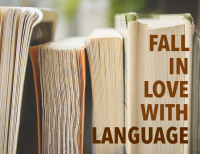 Fall in Love With Language