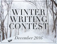 The Write Practice Winter Writing Contest