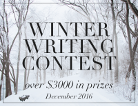 Winter Writing Contest