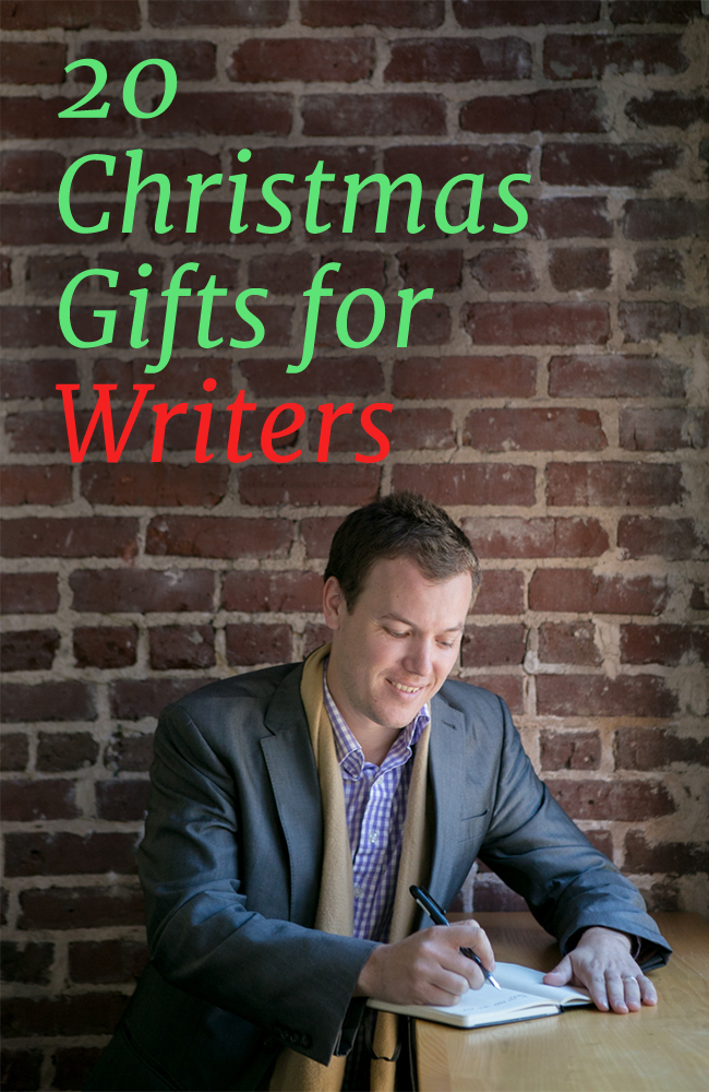 20 Christmas Gifts for Writers