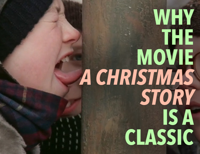 why the movie a christmas story is a classic - A Christmas Memory 1997