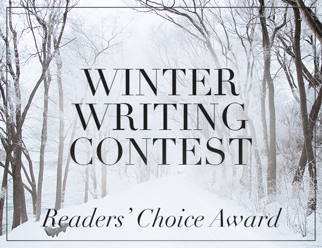 Vote for the Winner of the Winter Writing Contest