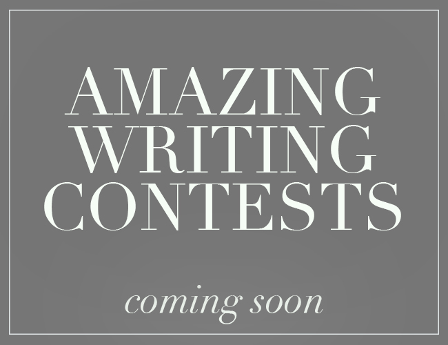 Writing contests for teens with prizes