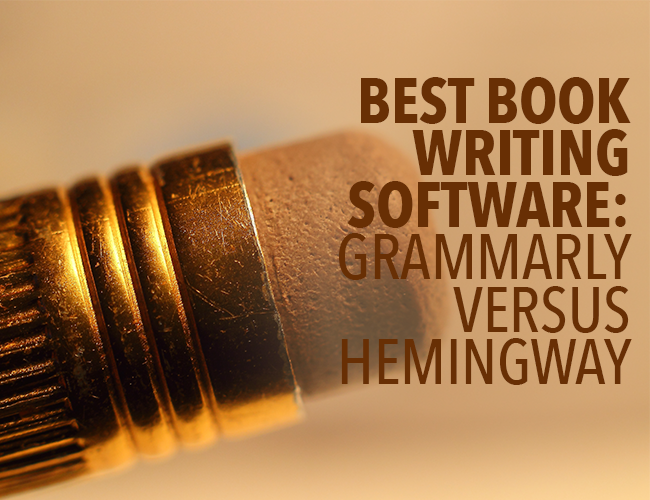 book writing software In this review we'll give you the run down on the best book writing software for authors.
