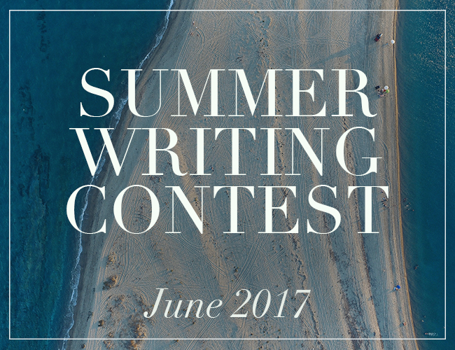 Summer Writing Contest 2017