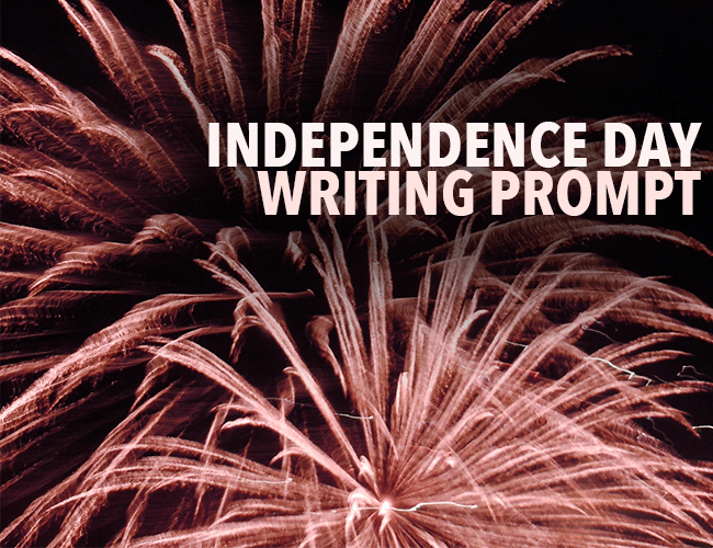 Independence Day Writing Prompt