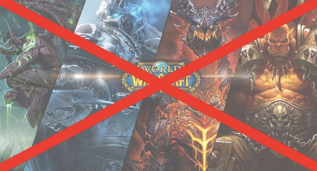 No World of Warcraft for Writers
