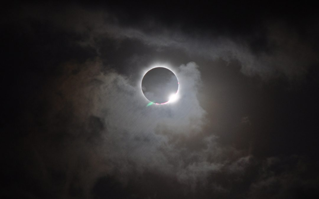 Writing Prompt: Total Solar Eclipse