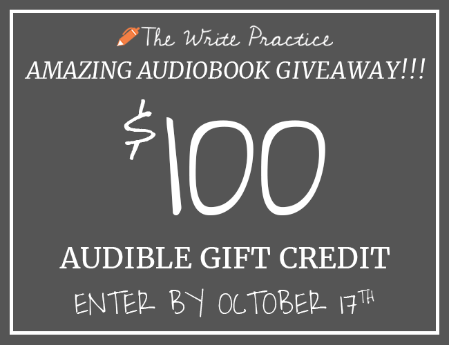 Amazing Audible Giveaway