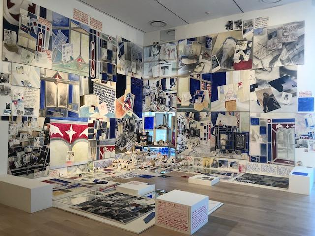 Photo of The Everywhere Studio at ICA Miami, courtesy of Monica Clark.