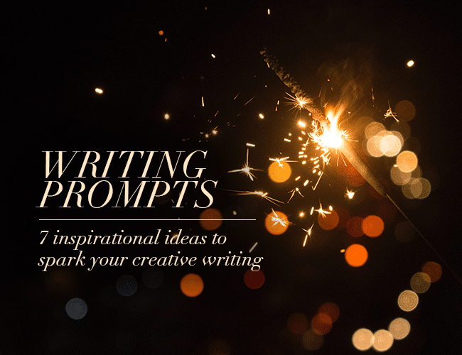 Writing Prompts 7 Inspirational Ideas to Fuel Your Creative Writing