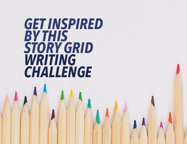 Get Inspired by This Story Grid Writing Challenge
