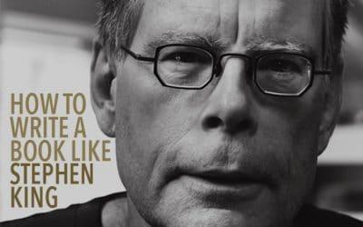 How to Write a Book Like Stephen King
