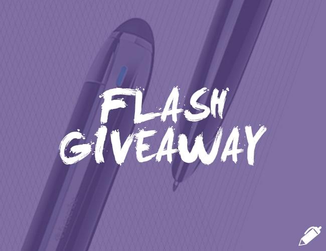 Flash Giveaway: Win a Livescribe Smartpen!