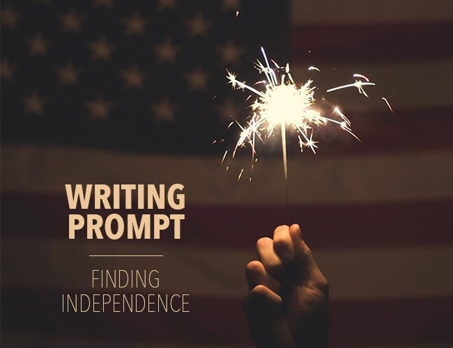 Writing Prompt: Finding Independence