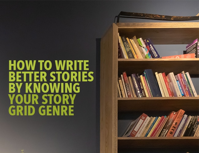 How to Write Better Stories by Knowing Your Story Grid Genre