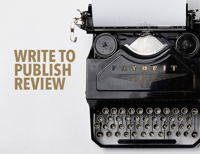 Write to Publish Review