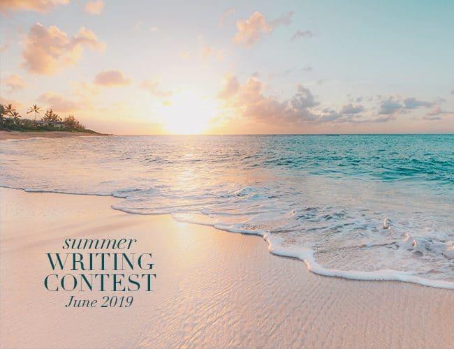 Summer Writing Contest