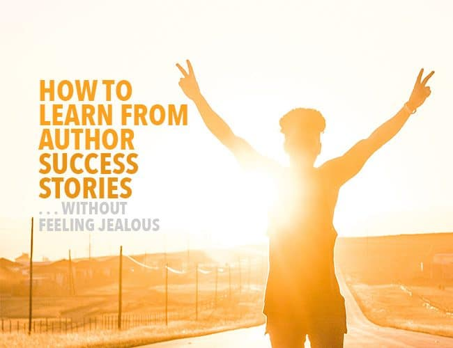 How to Learn From Author Success Stories . .