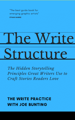 The Write Structure Cover