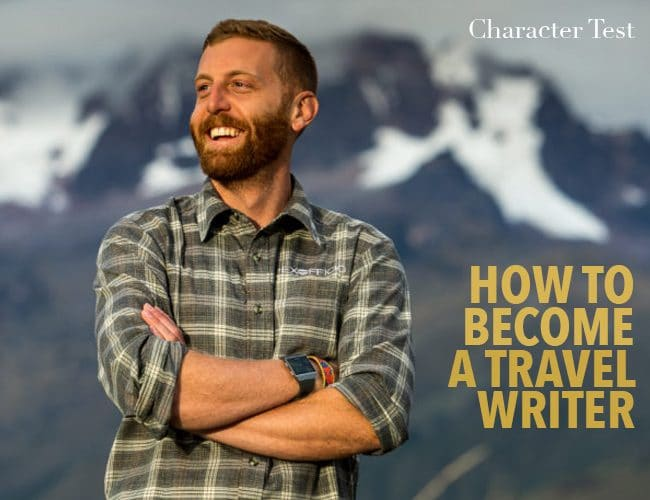 How to Become a Travel Writer: Eric Hanson
