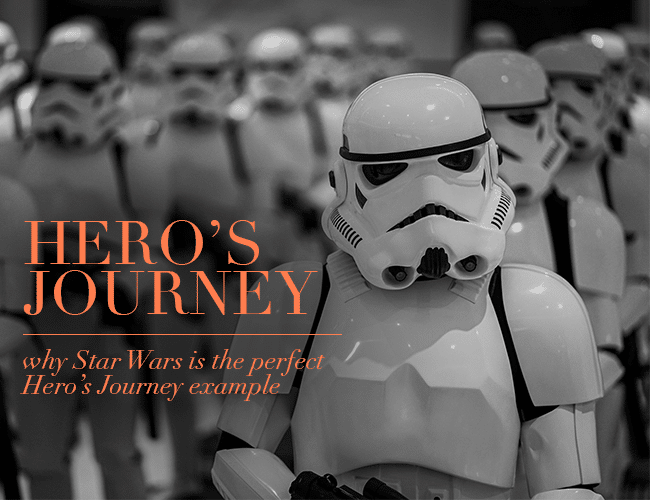 Star Wars Hero's Journey: The Perfect Example of How to Apply Hero's Journey to Your Book