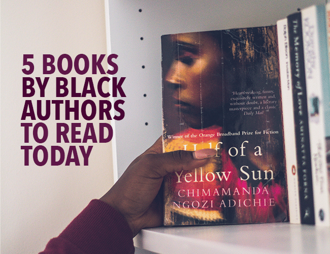 5 Books by Black Authors to Read Today