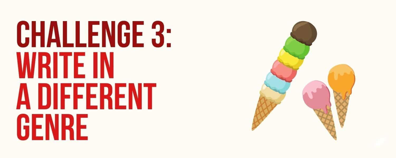 Challenge 3: Genre
