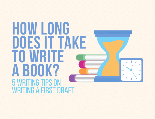 How Long Does it Take to Write a Book?