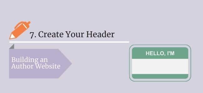 Create Your Header