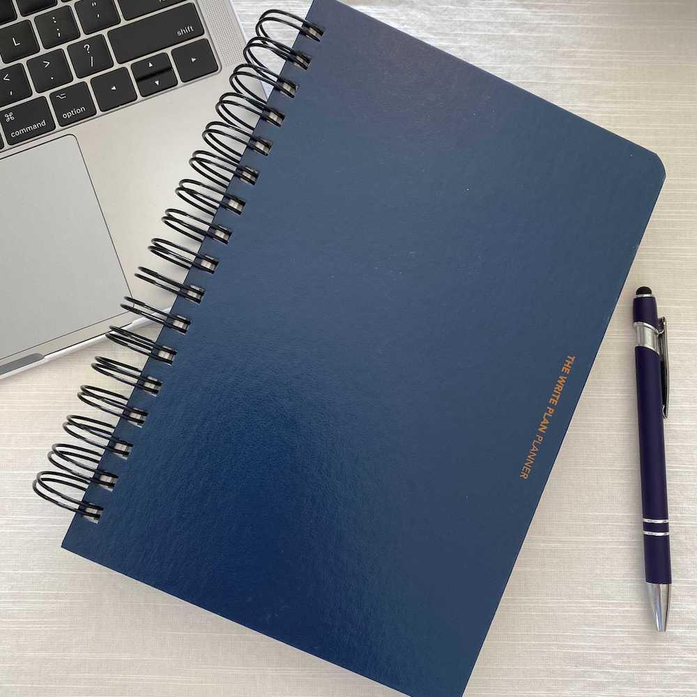 The Write Plan Planner Coild Bound