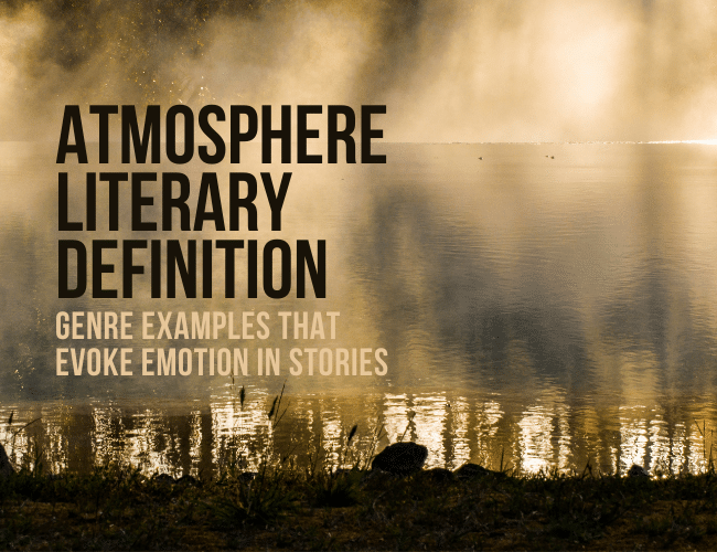 atmosphere literary definition