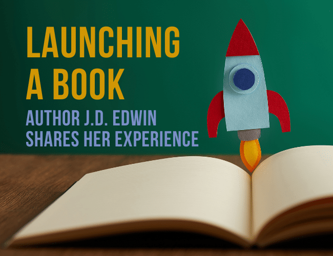 What I Learned From Launching a Book