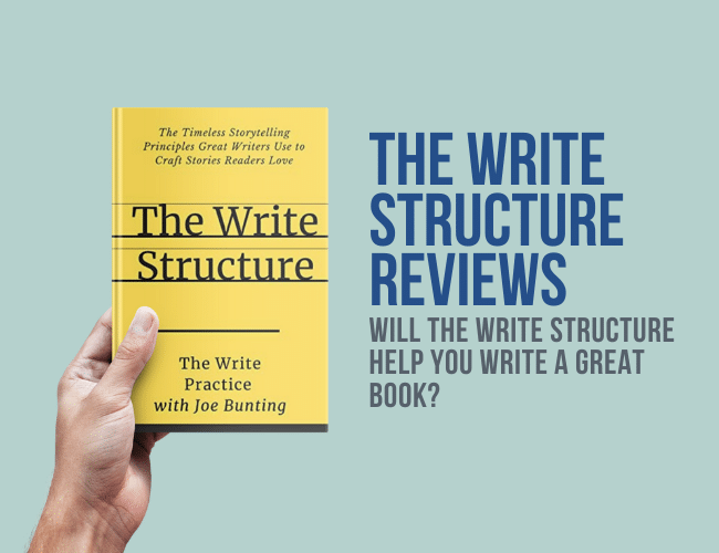 The Write Structure Reviews: Will The Write Structure Help You Write a Great Book?